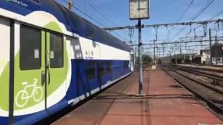 Download Rail Live 14. Paris Railway. Gare de Versailles Chantiers. RER et Transilien. Video
