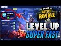 Download HOW TO LEVEL UP SUPER FAST! | Fortnite Battle Royal Video