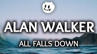 Download Alan Walker ‒ All Falls Down (Lyrics) ft. Noah Cyrus, Digital Farm Animals Video