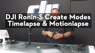 Download DJI Ronin-S Create Modes Part 2 - Timelapse & Motionlapse Video