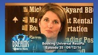 Download Choosing a Universal Orlando Resort Hotel | 09/12/16 Video