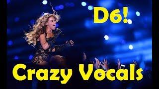 Download CRAZY VOCALS - Famous Female Singers! (Pt2) Video