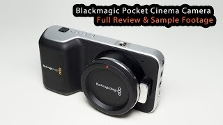 Download Blackmagic Pocket Cinema Camera Review | Filmmaking Today Video