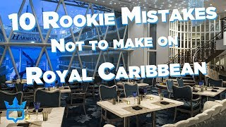 Download Royal Caribbean Rookie Mistakes To Avoid! Video