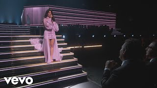 Download Camila Cabello - First Man (LIVE at the 62nd GRAMMYs) Video