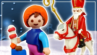 Download NIKOLAUS I Geschichte mit Familie Buntrock I PLAYMOBIL-FILM auf DEUTSCH Video