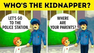 Download 14 Signs That'll Help You Recognize a Child Kidnapper Video