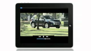 Download Greystripe Ford Edge iPad Immersion Ad Video