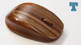 Download Make a Wireless Wooden Computer Mouse Video