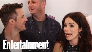 Download 'Timeless' Cast On The Moment They Learned the Show Was Revived | SDCC 2017 | Entertainment Weekly Video