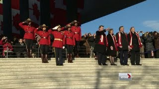 Download Global National - Obama inauguration day at Canadian embassy Video