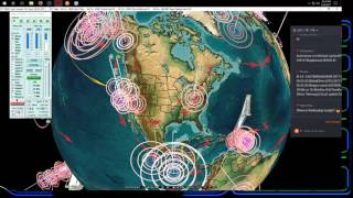 Download 5/24/2017 - Nightly Earthquake Update + Forecast - Large Earthquake Potential this week Video