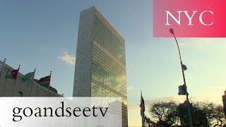 Download United Nations/UN Headquarters Tour - Security Council/General Assembly - New York City Travel Guide Video