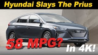 Download 2017 Hyundai Ioniq Hybrid Review and Road Test In 4K UHD! Video