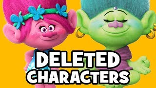 Download Trolls DELETED CHARACTERS & Rejected Concepts - DreamWorks Animation Video