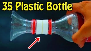 Download 35 Life Hacks for Plastic Bottle Video