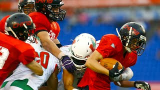 Download highlights China vs Mexico - 2nd World University American Football Championship 2016 Video