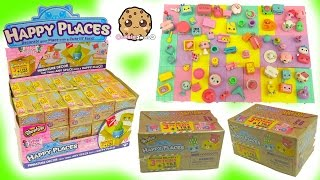 Download Full Box 30 Shopkins Happy Places Petkins Surprise Blind Bags with Popette Shoppies Video