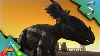Download PACHYRHINOSAURUS TAMING! BREEDING & IMPRINTING! AWESOME BABY! | Ark: Survival Evolved [S2E77] Video