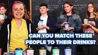 Download Barista Matches Coffee Orders To People Video
