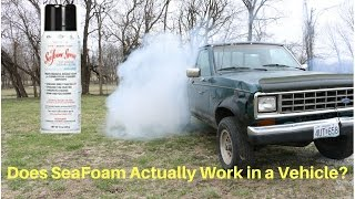 Download Seafoam-can't believe what it did to my engine!! Video