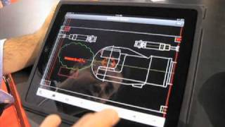 Download AutoCAD WS for iPad demo Video