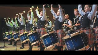 Download Drum Fanfare: Shotts and Dykehead Live in Glasgow Royal Concert Hall Video