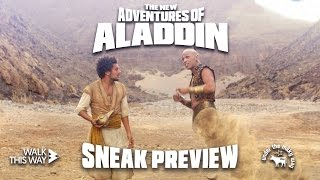 Download The New Adventures of Aladdin - Sneak Preview Video
