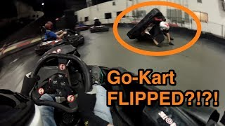 Download TBC Go-Kart Crash and Flipped Video