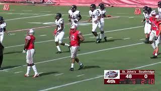 Download St Johns College H.S. Football vs Miami Southridge H.S. (FL) Video
