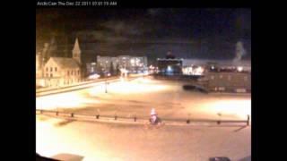 Download 2011 Fairbanks, Ak ArcticCam winter solstice Video