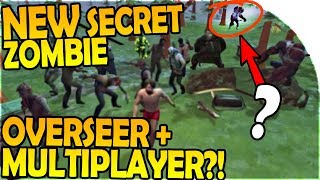 Download NEW SECRET ZOMBIE / OVERSEER ZOMBIE?! - MULTIPLAYER CLOSE?!- Last Day On Earth Survival 1.6.4 Update Video