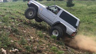 Download [OFF ROAD PARVA] Patrol vs Toyota vs Jeep (Patrol is the King) Video