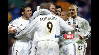 Download Real Madrid Galacticos Football Circus vs Atletico Madrid 2003 ● A Real Show ● Video