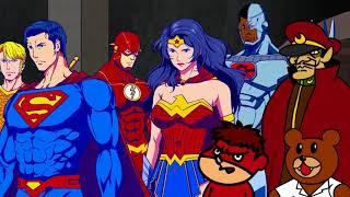 Download 映画『DCスーパーヒーローズ vs 鷹の爪団』本予告【HD】2017年10月21日(土)公開 Video