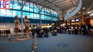 Download Vancouver International Airport (YVR) to Downtown Vancouver by Skytrain | Tourist Information Video