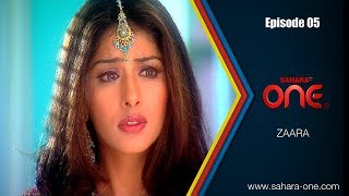 Download ZAARA || EPISODE -5|| SAHARA ONE || HINDI TV SHOW|| Video