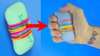 Download Trying 35 BATHROOM LIFE HACKS YOU'LL ACTUALLY WANT TO TRY by 5 Minute-Crafts Video