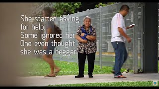 Download Grandma lost at Yishun Interchange Video