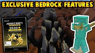 Download These 73 Features Are Exclusive To Minecraft Bedrock Video