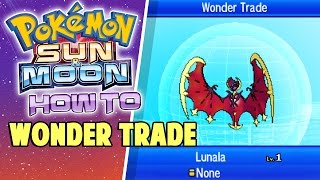 Download Pokemon Sun and Moon How to Wonder Trade - Pokemon Sun and Moon Wonder Trade Tutorial Video
