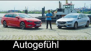 Download Opel Insignia Sports Tourer FULL REVIEW test all-new neu Vauxhall Insignia B OPC line Video