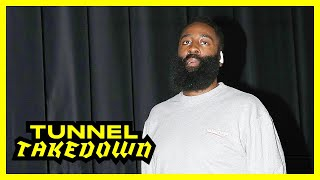 Download James Harden's Cozy Fit Costs as Much as a New Car | Tunnel Takedown Video