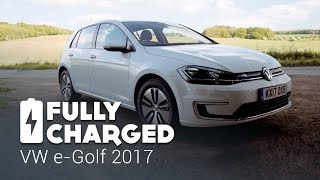 Download VW e-Golf 2017 | Fully Charged Video