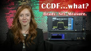 Download How to Make Complementary Cumulative Distribution Function (CCDF) Measurements Video