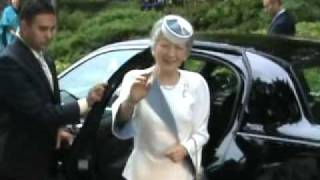 Download Japanese Emperor and Empress at UBC on July 13 2009 Video