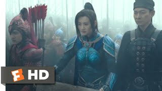 Download The Great Wall (2017) - Death Blades and Harpoons Scene (6/10) | Movieclips Video