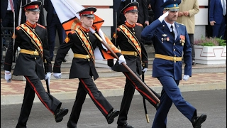 Download Suvorov Military School 360: Daily life of a Russian army cadet Video