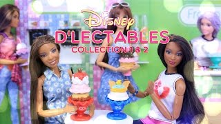 Download Unbox Daily: Disney D'Lectables Complete Collection 1 & 2 - Toy Review - 4K Video