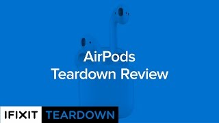 Download Airpods Teardown Review! Video
